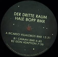 DER DRITTE RAUM - Hale Bopp Rmx : 12inch