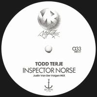 TODD TERJE - Inspector Norse / Strandbar (JUSTIN VAN DER VOLGEN Remixes) : 12inch