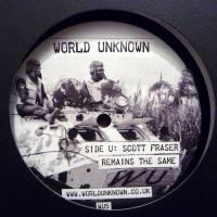 SEMTEK & CHARDONNAY / SCOTT FRASER - World Unknown 5 : WORLD UNKNOWN (UK)