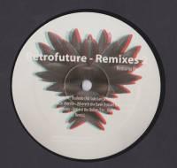 VARIOUS - Retrofuture Remixes 2 : 12inch
