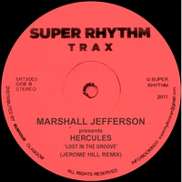 JEROME HILL - Lost In The Groove : 12inch