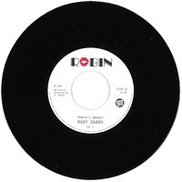 RUDY DARDY - On Our Own : 7inch