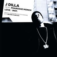 J DILLA - Love (RSD Edition) : 7inch