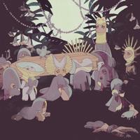 CUUSHE - Night Lines EP : 10inch