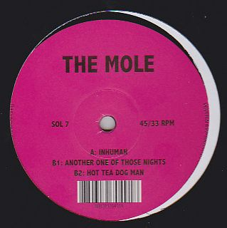 THE MOLE - Inhuman : SLICES OF LIFE (GER)