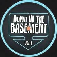 FRANK BOOKER - Down In The Basement Vol.1 : 12inch