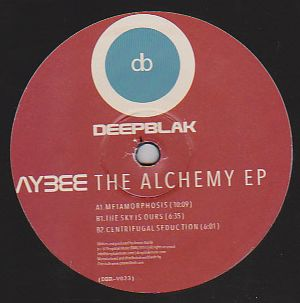 AYBEE - The Alchemy EP : DEEPBLAK (US)