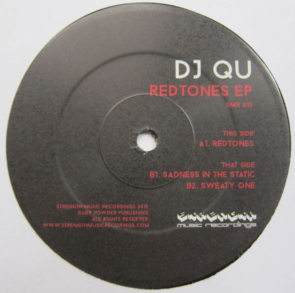 DJ QU - Redtones : STRENGTH MUSIC (US)