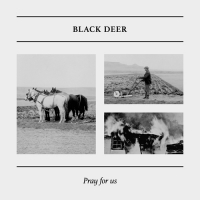 BLACK DEER - Pray For Us : 12inch