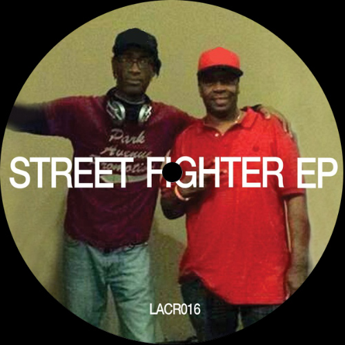 STEVE POINDEXTER - Street Fighter EP : 12inch