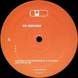 PG SOUNDS - Sued 10 : 12inch