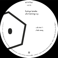 FUMIYA TANAKA - UFO Training EP : 12inch