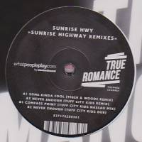 SUNRISE HIGHWAY - Sunrise Highway Rmxs : 12inch