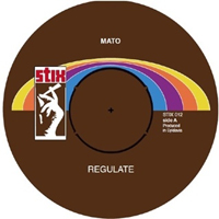 MATO - Regulate / Black or White : 7inch