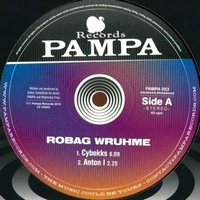 ROBAG WRUHME - Cybekks : 12inch