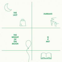 THE LAST HURRAH!! - The Weight of the Moon / Is It Me? : rune grammofon (NOR)
