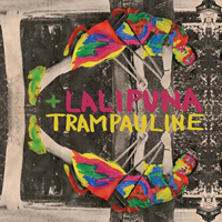 LALI PUNA & TRAMPAULINE - Machines Are Human : 7inch