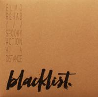 GANTZ - Elmo Rehab / Spooky Action At A Distance : BLACKLIST (UK)