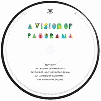 A VISION OF PANORAMA - Patches Of Light : 12inch