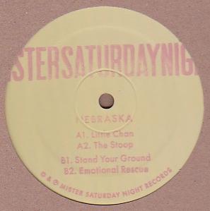 NEBRASKA - Stand Your Ground EP : 12inch