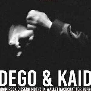 DEGO & KAIDI - Dego And Kaidi EP : 12inch