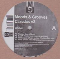 VARIOUS - Moods And Grooves Classics v3 : 12inch
