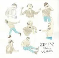 VINNY VILLBASS - Zip Zap : 12inch