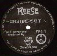 REESE - Inside-Out : FRAGILE (US)