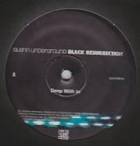 GLENN UNDERGROUND - Black Res EP #2 : 12inch