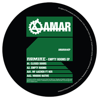 NOMINE - Empty Rooms EP : AMAR (UK)