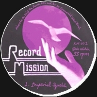 RECORD MISSION - EP 1 : RECORD MISSION (UK)