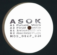 ASOK - Future Wars EP : 12inch
