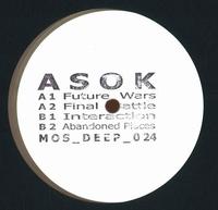 ASOK - Future Wars EP : 12inch