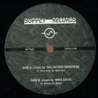 SALVATORE GENOVESE / MIKE DAVIS - Supply 010 EP : SUPPLY (US)