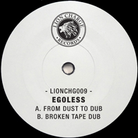 EGOLESS - Dub Heritage / Dub Dedication : 12inch