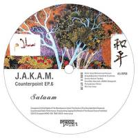 J.A.K.A.M. - Counterpoint EP.6 : 12inch