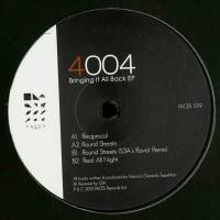 4004 - BRINGING IT ALL BACK EP : FACES RECORDS (GER)