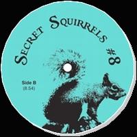 SECRET SQUIRREL - #8 : SECRET SQUIRREL (UK)