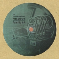 PSYKOLOCO - Familly : 12inch