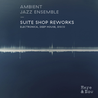 AMBIENT JAZZ ENSEMBLE - Suite Shop Reworks : 2LP