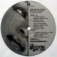 SHARON JONES - I'm Gonna Get Ya! : 12inch