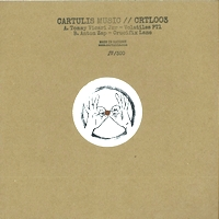 TOMMY VICARI JR / ANTON ZAP - Volatiles Pt.1 / Crucifix Lane : 12inch