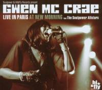 GWEN MCCRAE - Live In Paris At New Morning : CD