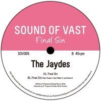 THE JAYDES - FINAL SIN EP : 12inch