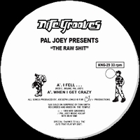 PAL JOEY - The Raw Shit : 12inch