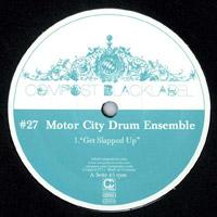 MOTOR CITY DRUM ENSEMBLE - Compost Black Label 27 : 12inch