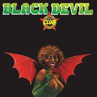 BLACK DEVIL - Disco Club : CREOLE STREAM MUSIC (JPN)