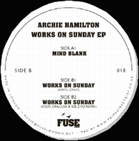 ARCHIE HAMILTON - Works On Sunday : 12inch