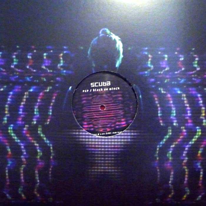 SCUBA - Pcp / Black On Black : 12inch
