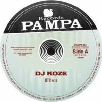 DJ KOZE - XTC : 12inch